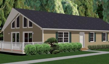 RanchChalet Ranch Chalet Home Plans on