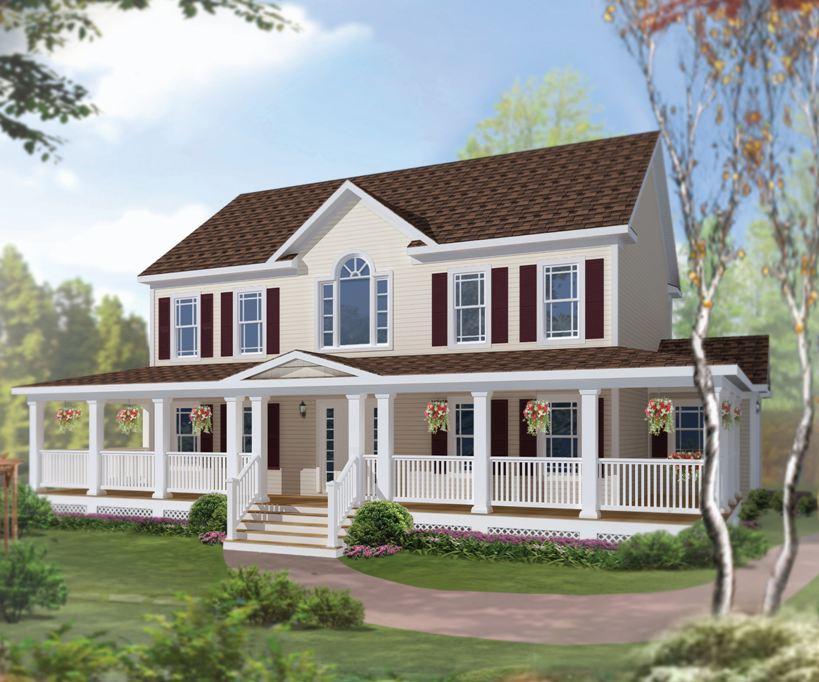 Two Story Modular Homes