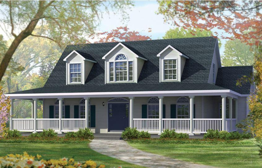 Cape Code Modular Homes