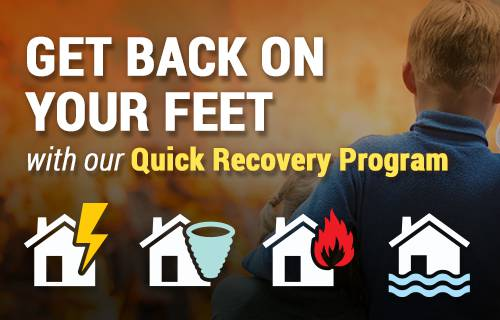 Quick Disaster Recovery Program