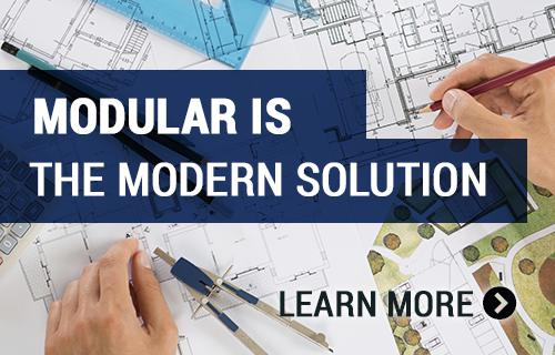 Modular is the Modern Solution