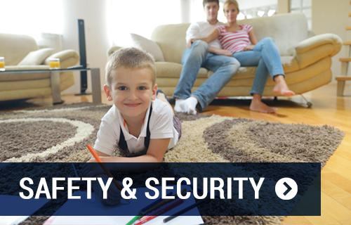 Safety & Security for your family with modular homes in Illinois