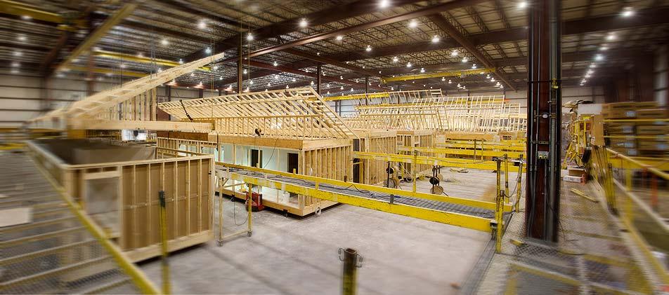 Modular Home Construction Techniques are superior!
