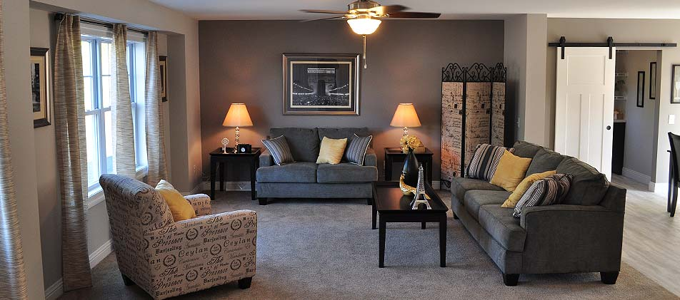Modular Home Interior - design for your family!