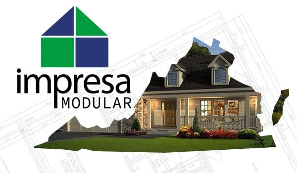 Impresa Modular Builds Homes in Virginia